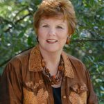 """Local real estate broker and First Vice President of ERA American Realty Northwest Florida, Lucinda """"Cindy"""" Frakes."""