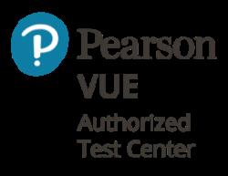 Pearson VUE Authorized Test Center Logo